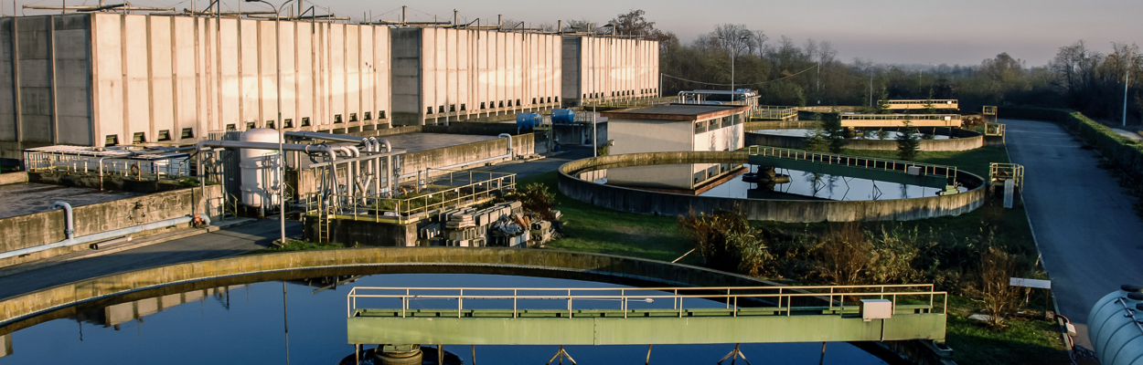 Impianto depurazione acque Capstone